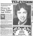 WPGC - Divorce for Dude Walker and WPGC
