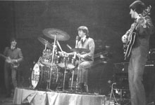 Beatles at DC Coliseum