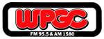 WPGC Original Balloon Letter Logo with oval
