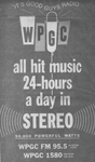WPGC - All Hit Music 24 Hours A Day In Stereo