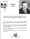 WPGC - Bob Raleigh (Bill Miller) Good Guy Profile