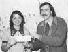WPGC - Big Wilson & contest winner in 1973