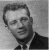 WPGC - David B. Simmons in 1961.