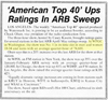 WPGC - AT 40 Ups Ratings
