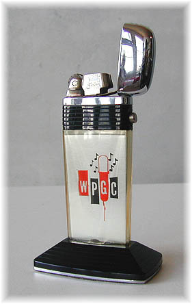WPGC - Chrome Scripto Lighter